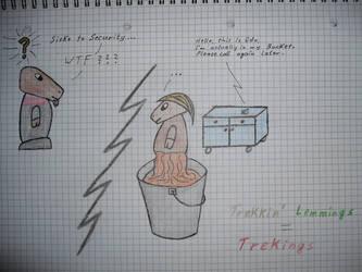 Trekings - The Bucket by Warlord103
