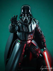 You don't know the power of the Dark Side! by GustavoSD