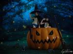 Happy Halloween 2018 by GustavoSD