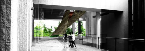 Art Installation: Plain by ZacaX