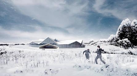 Wintertide I by ZacaX