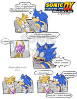 SonicDX - Sonic's story (2) by BUGHS-22