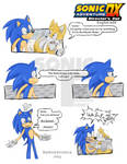 SonicDX - Sonic's story (5) by BUGHS-22