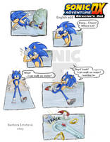 SonicDX - Sonic's story (9) by BUGHS-22