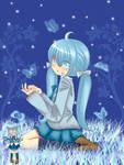 Under The Spring Starry Sky by Hanoru