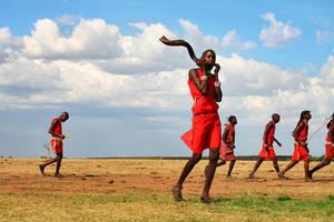Masai Horn by mebay