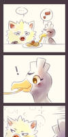 What you expected by Flavia-Elric