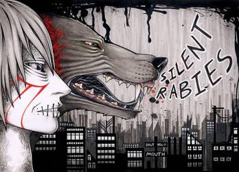 Silent Rabies by binleh