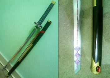 Asbel Lhant Sword by Roshdan