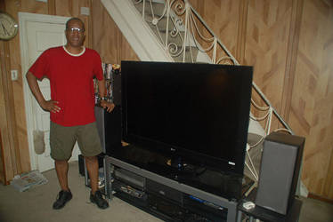 Me and My Home Theater by PhillyFlash
