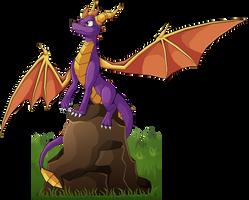 The Purple Legend by Zero-lnfinity