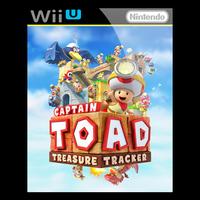 Captain Toad Treasure Tracker by 30011887