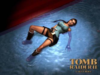 Classic Lara Tomb Raider 2 Remake-LOGO by Zaza-Boom