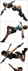 Backflip + Jump Poses (DL) by Zaza-Boom