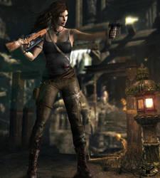 Tomb Raider - Ready Aim Fire by Zaza-Boom