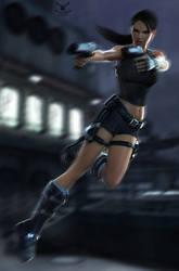 Tomb Raider- Final Fight by Zaza-Boom