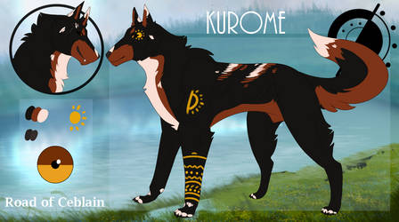 [RoC] Kurome | Cean'Nari | Lumeris by AlphaSpice