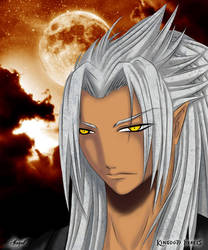 .: Xemnas - Moonlight :. by Nuxcia