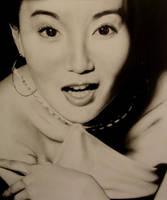 Maggie Cheung by Schendzielorz