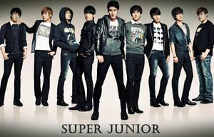 Super Junior - Again HOTT!! by Zeljkae
