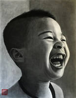 Happy Kid (practice) by yipzhang5201314