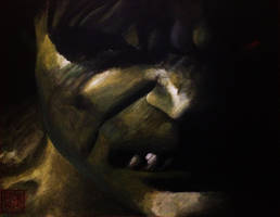 Evil Hulk by yipzhang5201314