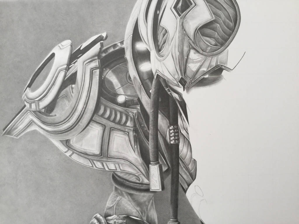 StarCraft 2 Artanis WIP by yipzhang5201314