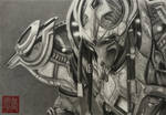 StarCraft 2 Artanis by yipzhang5201314