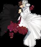 Tsuzuki y Muraki - YnM by Sesshoumaru-lover