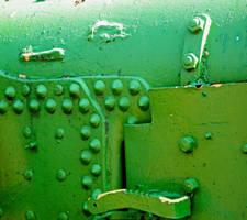 skin of the old steamroller by eddiebadapples
