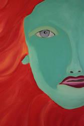 A Deep Red Feeling by eddiebadapples