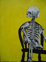 Skeleton by floatingonatidalwave
