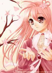 --+ Sentimental Sakura +-- by Xeyth