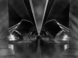 Under The Bridges by astra888