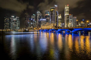 Raffles Place by astra888