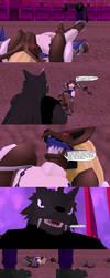 Digimon Genos Episode 4 - Pg31 by GuilTronPrime