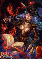 Witch of the Demon Book by XiaoBotong