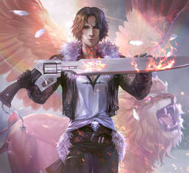 ff squall by XiaoBotong