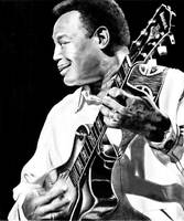 George Benson by bwbusyb