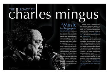 The Legacy of Charles Mingus by bwbusyb