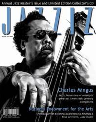 Jazziz Magazine Cover by bwbusyb