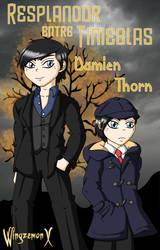 Damien Thorn - Resplandor entre Tinieblas by WingzemonX