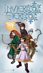 Portada de INVIERNO ETERNO by WingzemonX