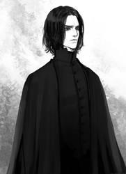 Severus Snape by eliz7