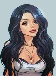Kylie Jenner by eliz7
