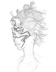 Blackhorn girl by Fisenite