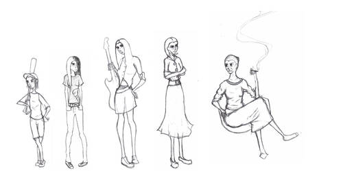Lifetime Challenge: Sketch by Fisenite