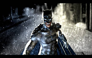 Batman 3D - Felipe Fierro by FelipeFierro