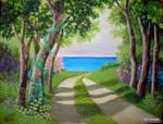 Seaward by Hydrangeas