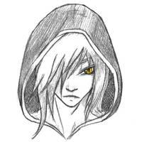 Raistlin face by Aidiki-chan